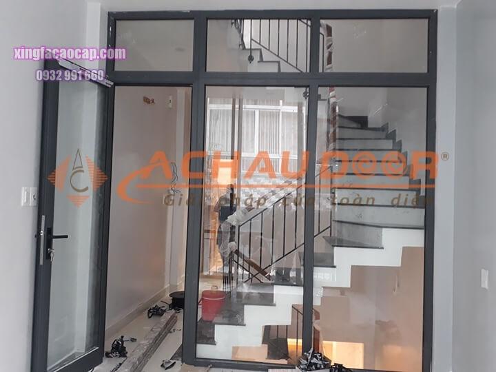 Các mẫu cửa nhôm Xingfa cho cửa đi và cửa sổ mới nhất