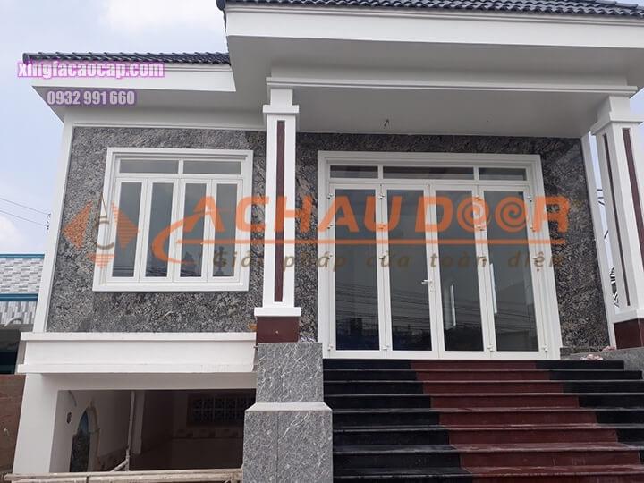 Cửa nhôm Xingfa nhập khẩu chính hãng đẹp