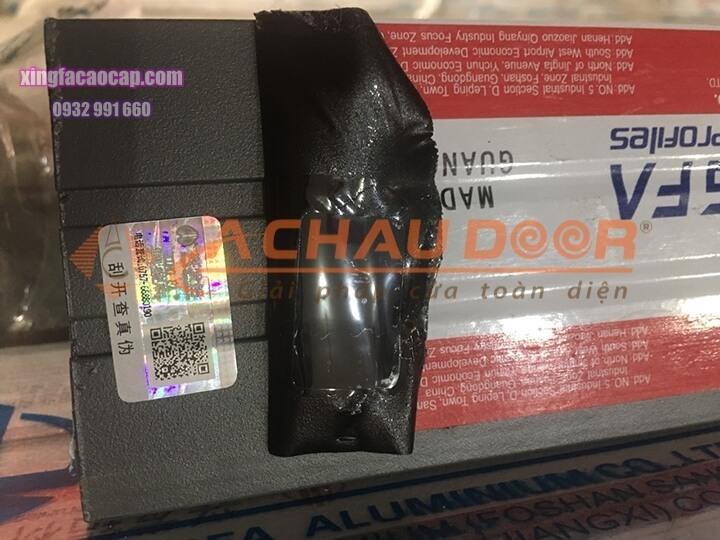 Nhôm Xingfa nhập khẩu chính hãng