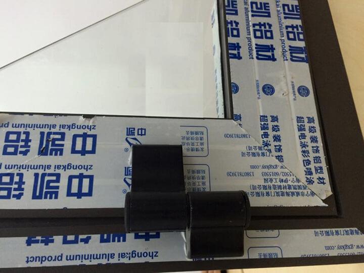 Mẫu nhôm Xingfa tem xanh quảng tây