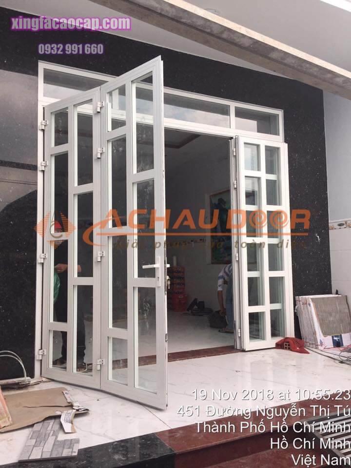 cửa nhôm kính bao nhiêu 1m2