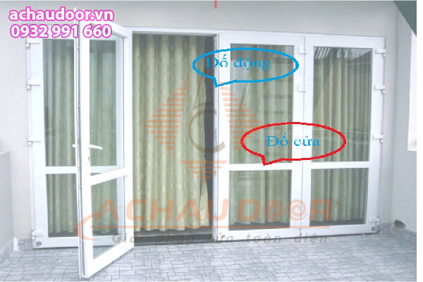 Đố cửa là gì?