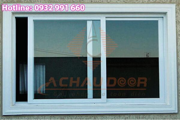Mẫu cửa sổ lùa 2 cánh
