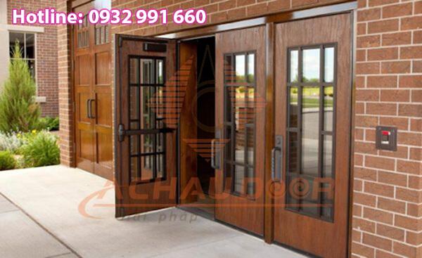 so sánh cửa nhôm Xingfa và cửa gỗ